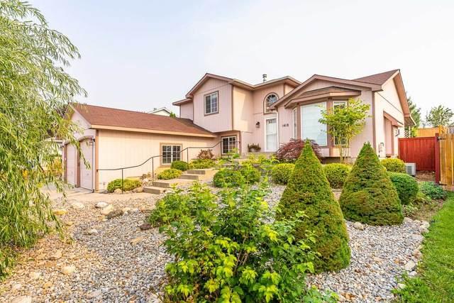 1418 E Houghton Ct, Spokane, WA 99217 (#202119943) :: Northwest Professional Real Estate