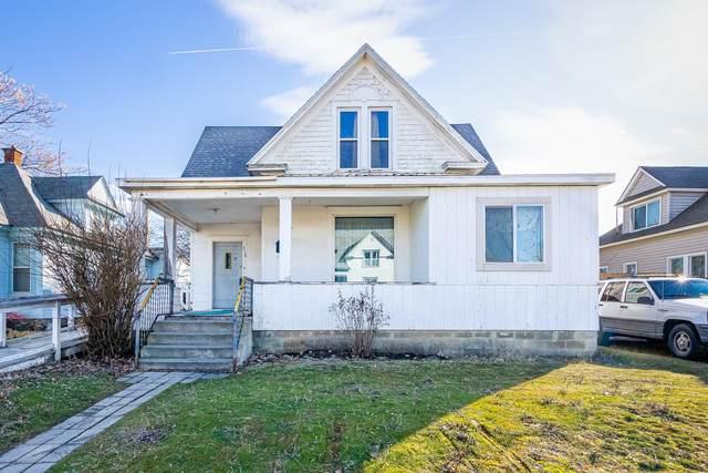 315 W Knox Ave, Spokane, WA 99205 (#202119948) :: Northwest Professional Real Estate