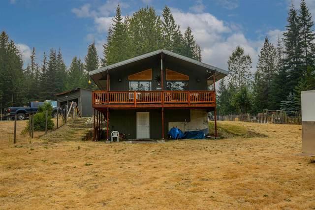 461 Beaver Creek Lane Ln, Metaline Falls, WA 99153 (#202119953) :: Cudo Home Group
