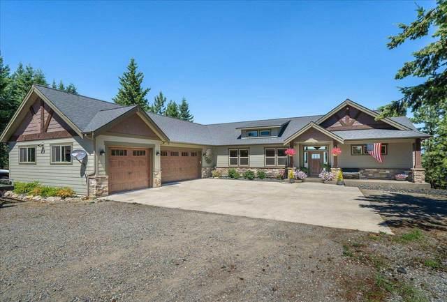 11821 N Mountain Trail Ln, Spokane, WA 99217 (#202119957) :: The Spokane Home Guy Group