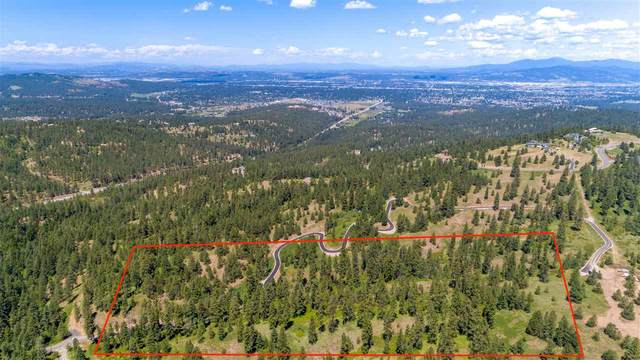 Lot C S Hunter's Ridge Ln, Spokane, WA 99206 (#202119958) :: The Spokane Home Guy Group