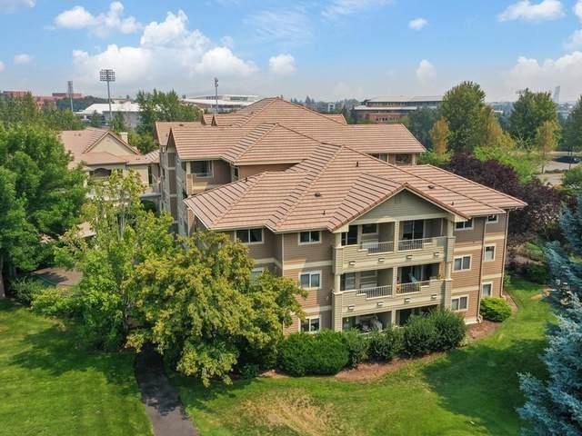 639 N Riverpoint Blvd 201/202, Spokane, WA 99202 (#202119974) :: RMG Real Estate Network