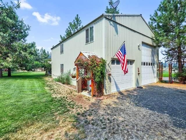 7114 S Dorset Rd, Spokane, WA 99224 (#202119984) :: Prime Real Estate Group