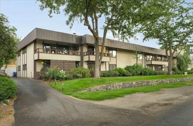 1610 E South Riverton Ave #202, Spokane, WA 99207 (#202119986) :: The Spokane Home Guy Group