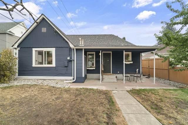 2112 N Addison St, Spokane, WA 99207 (#202120011) :: Cudo Home Group