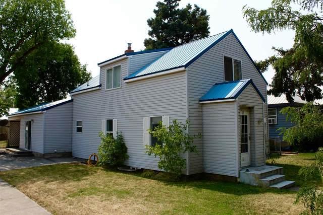 416 E 2nd Ave, Odessa, WA 99159 (#202120014) :: Cudo Home Group