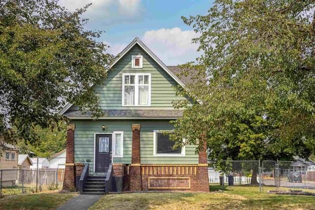 1804 W Mansfield Ave, Spokane, WA 99205 (#202120066) :: Prime Real Estate Group
