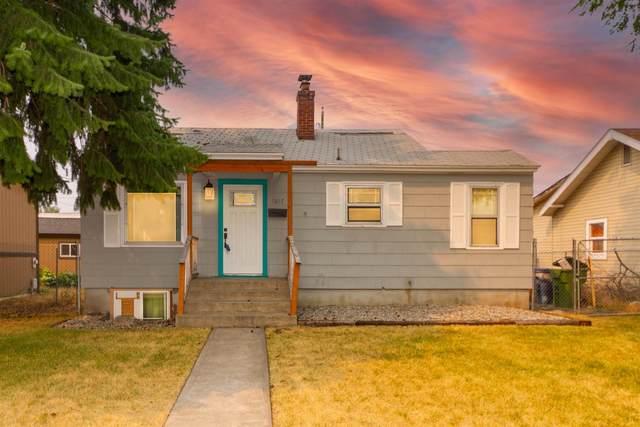 1027 E Rich Ave, Spokane, WA 99207 (#202120078) :: The Spokane Home Guy Group