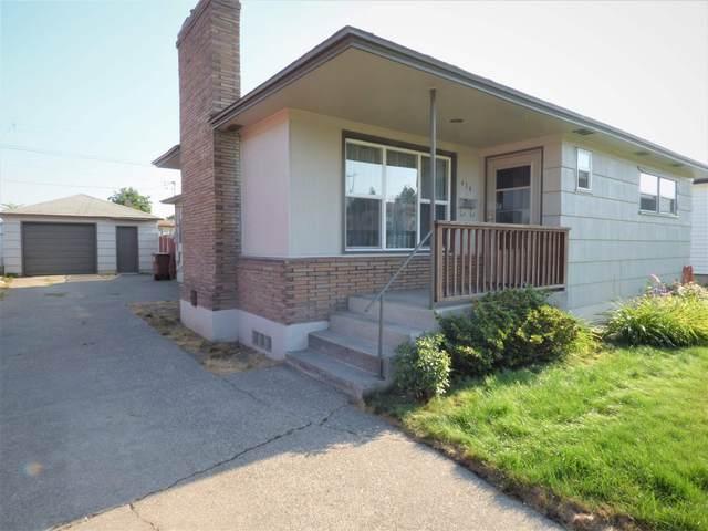 414 E Garland Ave, Spokane, WA 99207 (#202120079) :: The Spokane Home Guy Group