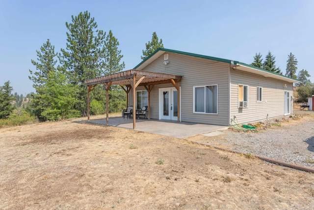 29608 N Schwachtgen Rd, Chattaroy, WA 99003 (#202120080) :: The Spokane Home Guy Group