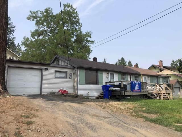 1014 S Garry Rd 1016 S Garry Rd, Liberty Lake, WA 99019 (#202120082) :: The Spokane Home Guy Group