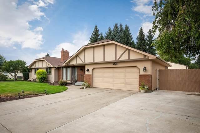 5908 W Ridgecrest Dr, Spokane, WA 99208 (#202120135) :: Prime Real Estate Group