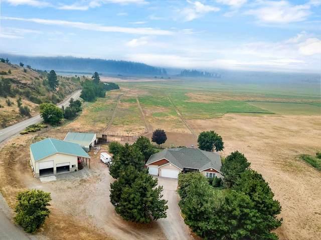 2420 S Henry Rd, Greenacres, WA 99016 (#202120169) :: Top Spokane Real Estate