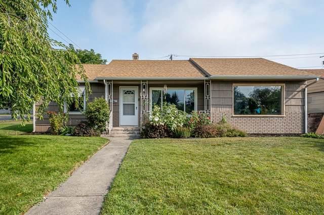 603 E Rowan Ave, Spokane, WA 99207 (#202120280) :: Prime Real Estate Group
