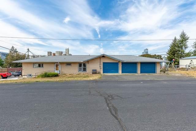 101 N Johnson Ave, Fairfield, WA 99012 (#202120414) :: Elizabeth Boykin   Keller Williams Spokane