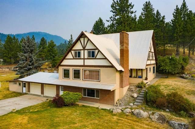 17403 N Thompson Creek Rd, Newman Lake, WA 99025 (#202120419) :: The Spokane Home Guy Group