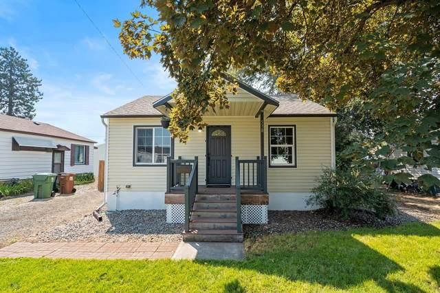 538 E North Ave, Spokane, WA 99207 (#202120425) :: Prime Real Estate Group