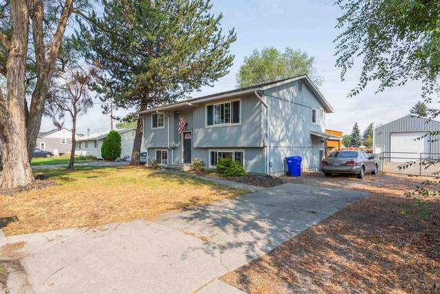 10821 E Fairview Ave, Spokane Valley, WA 99206 (#202120553) :: The Spokane Home Guy Group