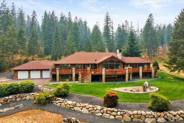 23211 N Day Mt Spokane Rd, Chattaroy, WA 99003 (#202120637) :: Elizabeth Boykin | Keller Williams Spokane