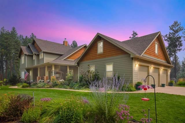 2220 E Tiger Lily Ln, Spangle, WA 99031 (#202120656) :: Bernadette Pillar Real Estate