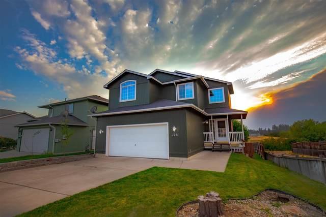 1011 N Stanley St, Medical Lake, WA 99022 (#202120739) :: Parrish Real Estate Group LLC
