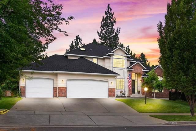 7003 N Skyline Dr, Spokane, WA 99208 (#202120836) :: The Hardie Group