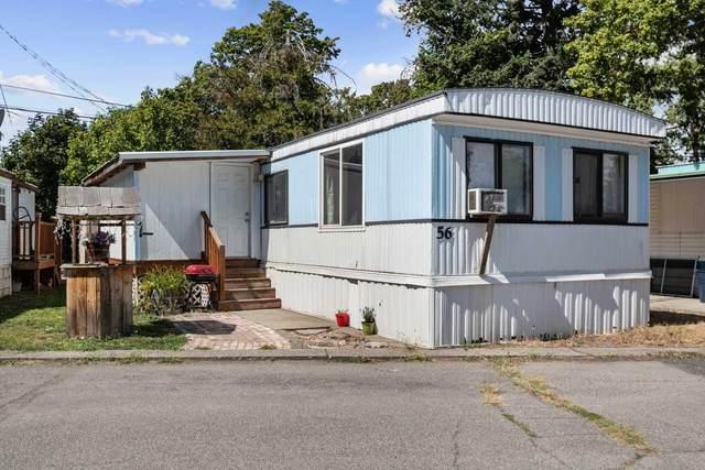 205 S Park Rd #56, Spokane Valley, WA 99212 (#202120853) :: Five Star Real Estate Group