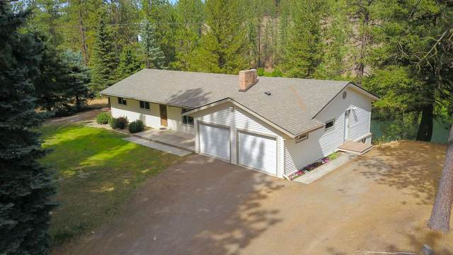 52046 Eagle View Ln, Ford, WA 99013 (#202121016) :: The Synergy Group