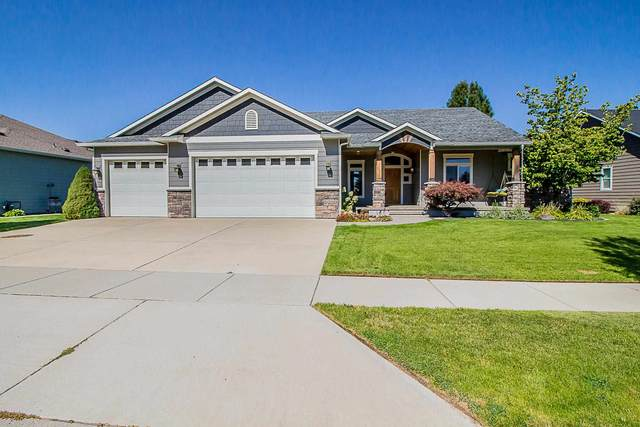 7418 S West Terrace Dr, Cheney, WA 99004 (#202121131) :: RMG Real Estate Network