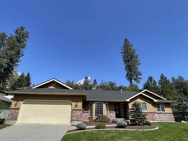 10108 N Fleetwood St, Spokane, WA 99208 (#202121165) :: The Spokane Home Guy Group