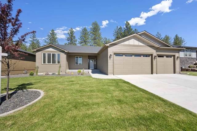 16710 N Morton Dr, Colbert, WA 99005 (#202121199) :: Trends Real Estate