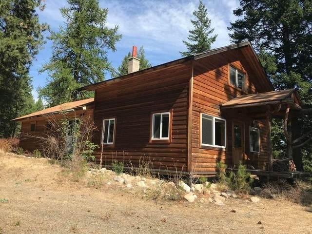 105 Nancy Creek Rd, Kettle Falls, WA 99141 (#202121256) :: Top Agent Team