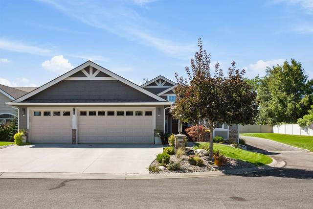 5030 S Stonecrest Ln, Spokane, WA 99223 (#202121270) :: Top Spokane Real Estate