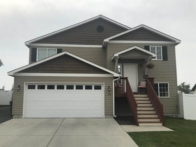 110 S Cavalier Ln, Greenacres, WA 99016 (#202121280) :: Top Spokane Real Estate