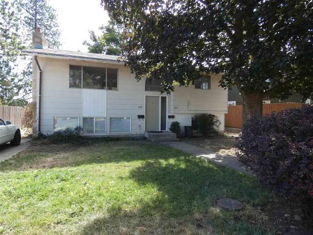 1817 4th St, Cheney, WA 99004 (#202121332) :: The Synergy Group