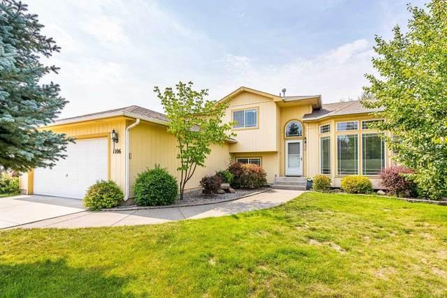 1106 S Hazelwood Rd, Spokane, WA 99224 (#202121375) :: Freedom Real Estate Group