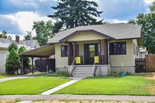 1107 W Carlisle Ave, Spokane, WA 99205 (#202121378) :: Elizabeth Boykin   Keller Williams Spokane