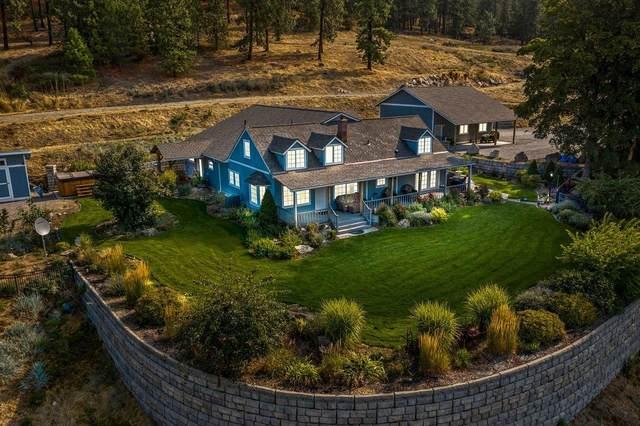 15717 E Cooper Rd, Mead, WA 99021 (#202121404) :: The Spokane Home Guy Group