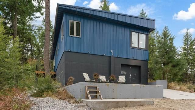4799 Eagle Ridge Way, Springdale, WA 99173 (#202121474) :: Cudo Home Group