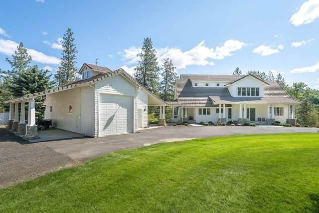 16810 N Little Spokane Dr, Colbert, WA 99005 (#202121527) :: Bernadette Pillar Real Estate