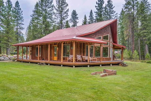 32 First Thought Loop, Kettle Falls, WA 99141 (#202121579) :: Trends Real Estate
