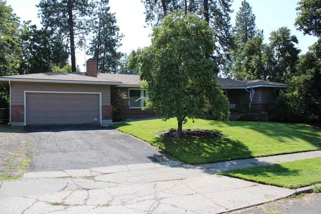 205 W 18th Ave, Spokane, WA 99203 (#202121601) :: Bernadette Pillar Real Estate