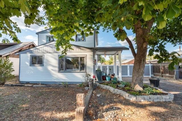 1643 E Ostrander Ave, Spokane, WA 99207 (#202121603) :: The Synergy Group