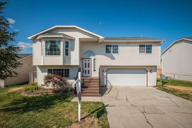 325 Connie Ray Ave, Medical Lake, WA 99022 (#202121636) :: The Spokane Home Guy Group