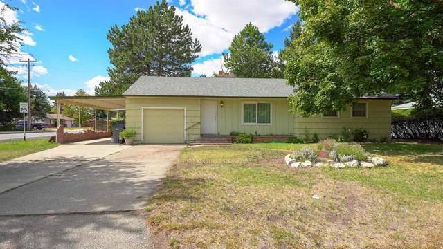 2205 N Hutchinson Rd, Spokane Valley, WA 99212 (#202121655) :: Inland NW Group