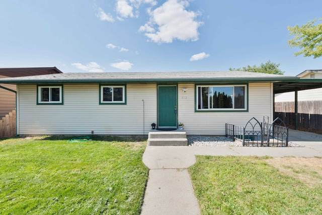 812 S King St, Airway Heights, WA 99001 (#202121673) :: Cudo Home Group