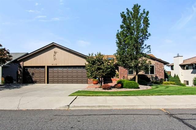 8110 S West Terrace Dr, Cheney, WA 99004 (#202121720) :: Top Spokane Real Estate