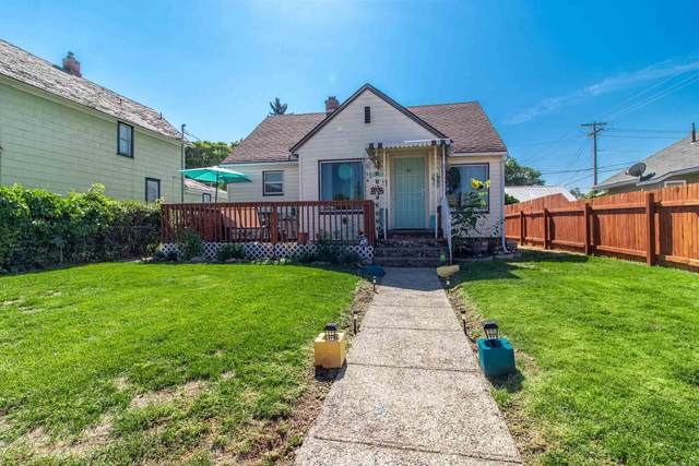 1315 W Chelan Ave, Spokane, WA 99205 (#202121766) :: Freedom Real Estate Group