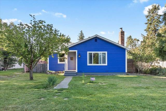 1229 W Bismark Ave, Spokane, WA 99205 (#202121768) :: Prime Real Estate Group