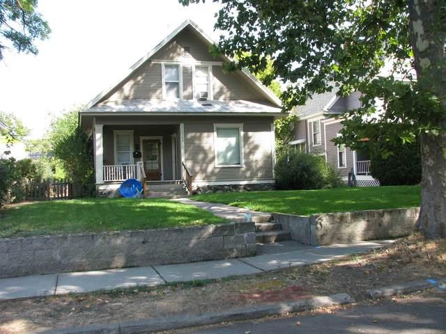 1124 W Nora Ave, Spokane, WA 99205 (#202121832) :: Elizabeth Boykin   Keller Williams Spokane